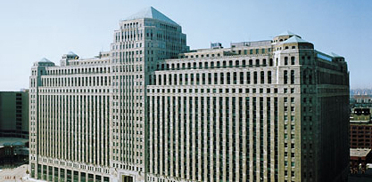 Merchandise Mart Properties Building