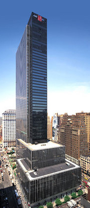 Vornado New York Office Building
